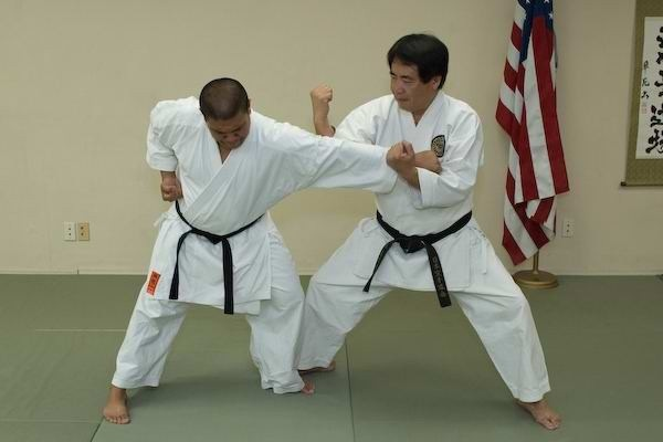 Traditional Karate of Okinawa