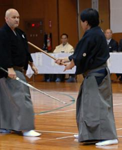 Jodo & Kenjutsu Weekend at KNBK Hombu @ Sakura Budokan | Kingston | Pennsylvania | United States