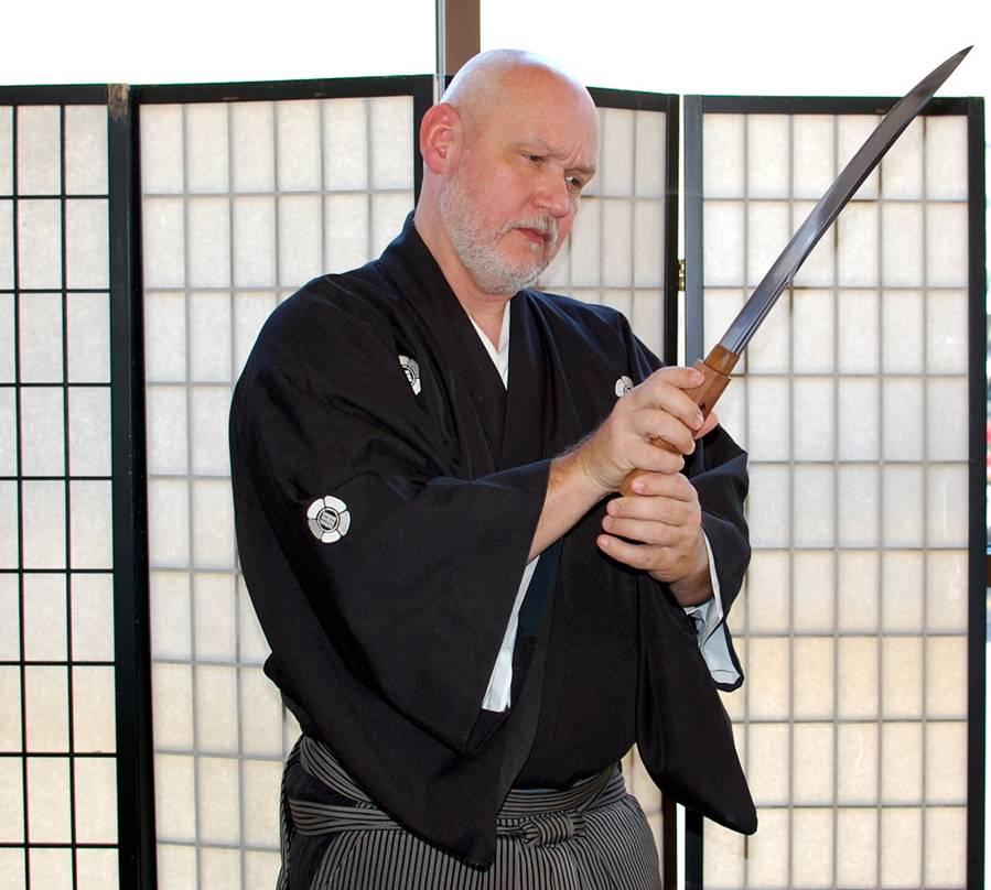 Sword Seminar at Shindokan Budo in CT @ Shindokan Budo Dojo