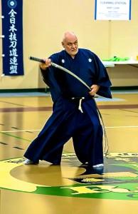 MJER Sword Seminar in NY @ U.S. Budokai Karate of Clifton Park | New York | United States