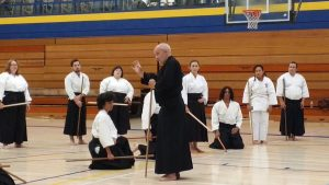 Yudansha Sword Training Weekend at Hombu Dojo @ KNBK Hombu Dojo